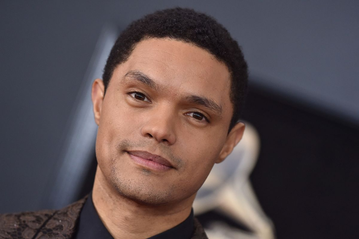 Trevor Noah Is Not Done Talking About America's Racial Problems