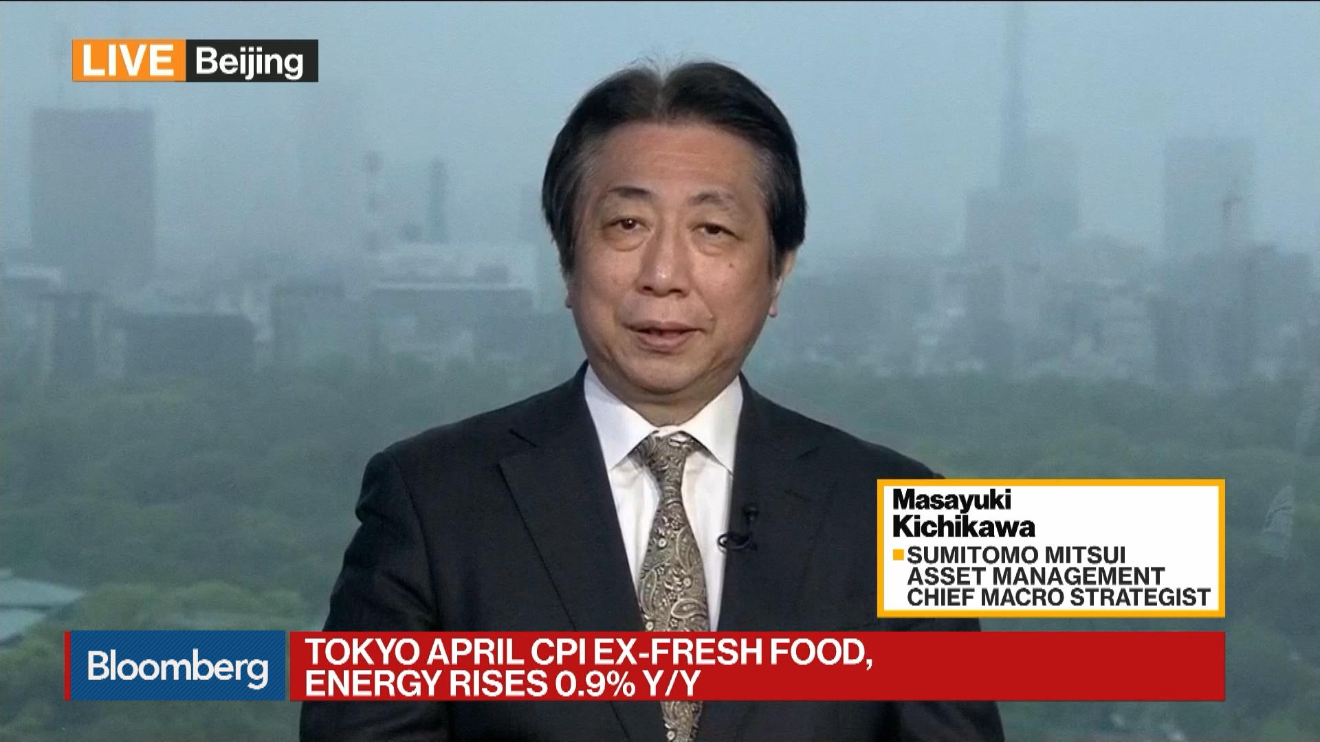 Japan's Unemployment Rate Will Stay Very Low, Says Sumitomo Mitsui's Kichikawa