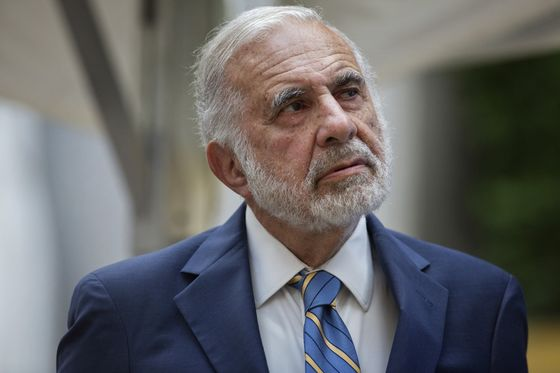 Icahn to Push for Changes at Bausch, May Seek Board Seats
