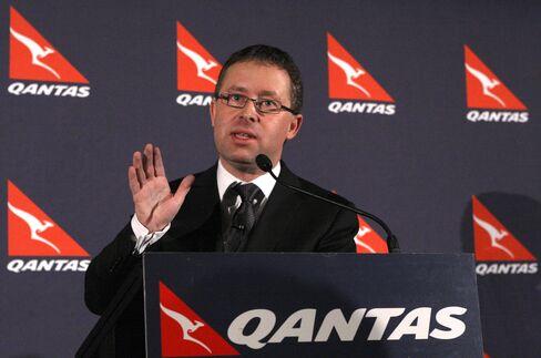 Qantas Airways Ltd. Chief Executive Officer Alan Joyce