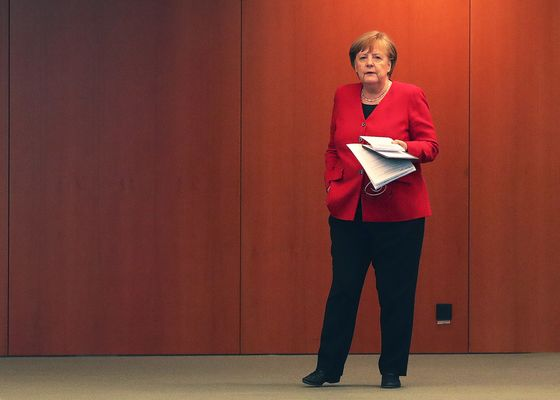 Germany Paves Way for Broad Economic Restart With Virus Tamed