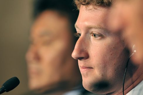 Facebook Belly-Flops Into its First Earnings Report