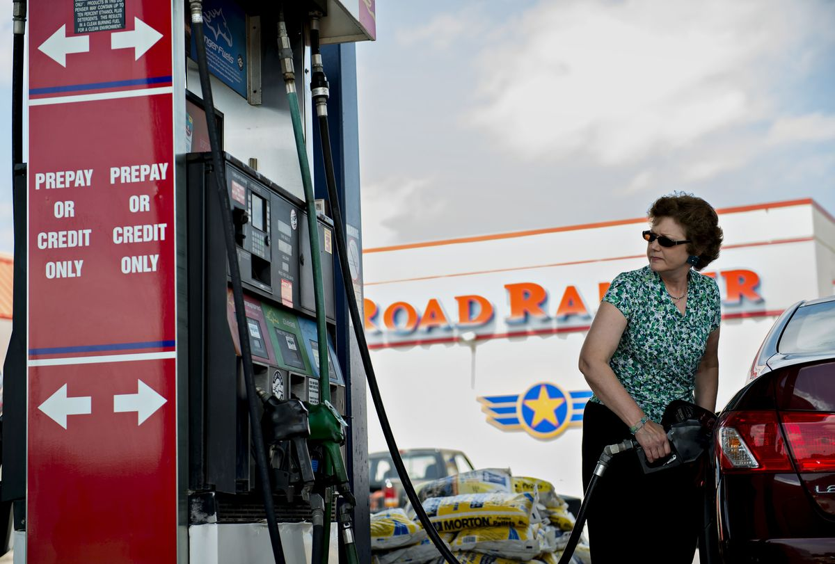 a response to the gas price hikes