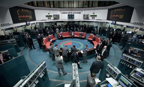 LME Receives a Number of Proposals That May Lead to Takeover