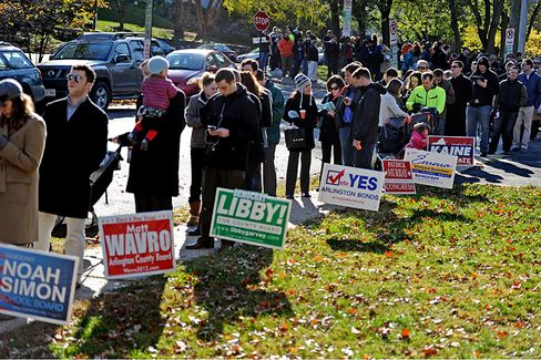 Early-Voting Results in Battleground, Captured by Democratic Micro-Targeters
