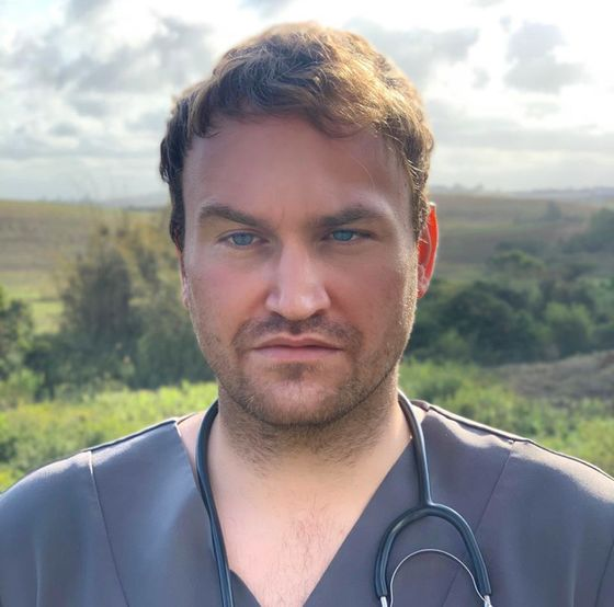 Absent Patients Sound Alarm Bells for South African Doctor
