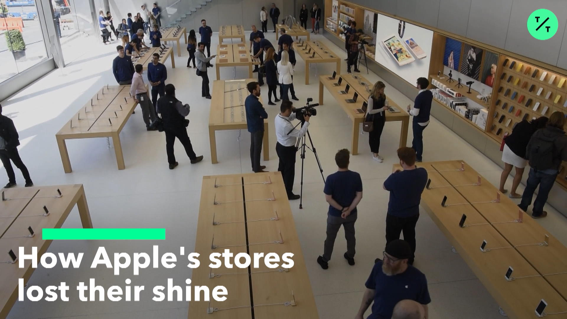 Apple Store Locations: Reviews Show Customer Service in