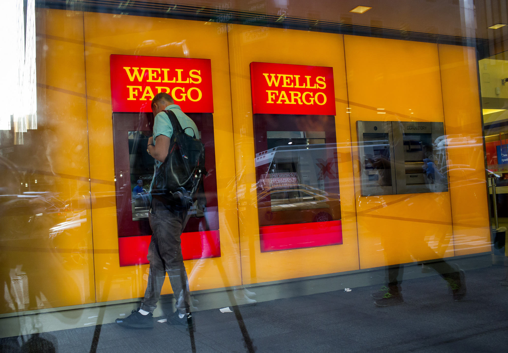 does wells fargo do cryptocurrency