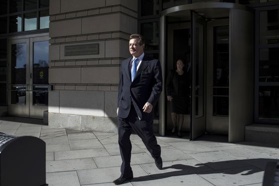 Ex-Trump Campaign Aide Seeks Lenient Russia Probe Sentence