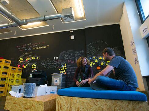 Online retailer Zalando SE employs about 800 people