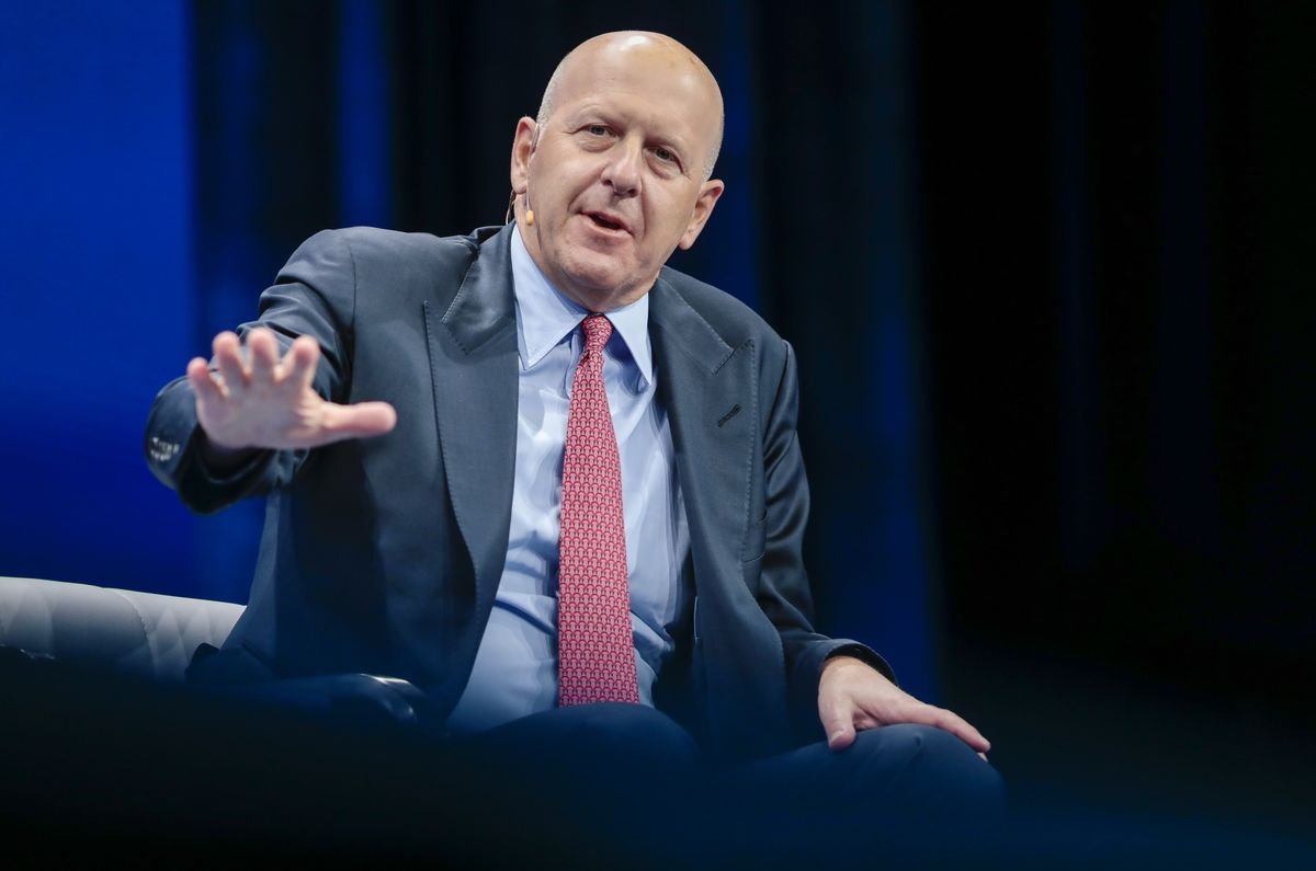 Goldman's Chief Risk Officer Is Latest Senior Exec to Leave Firm