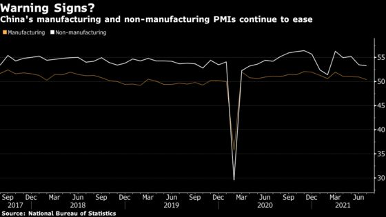 China Signals Targeted Policy Support as Growth Risks Climb