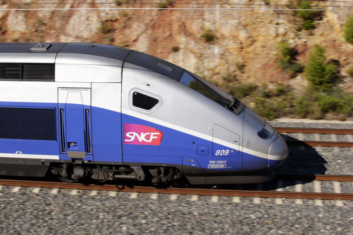 French Rail Giant SNCF Braced for German Threat to Iconic TGV