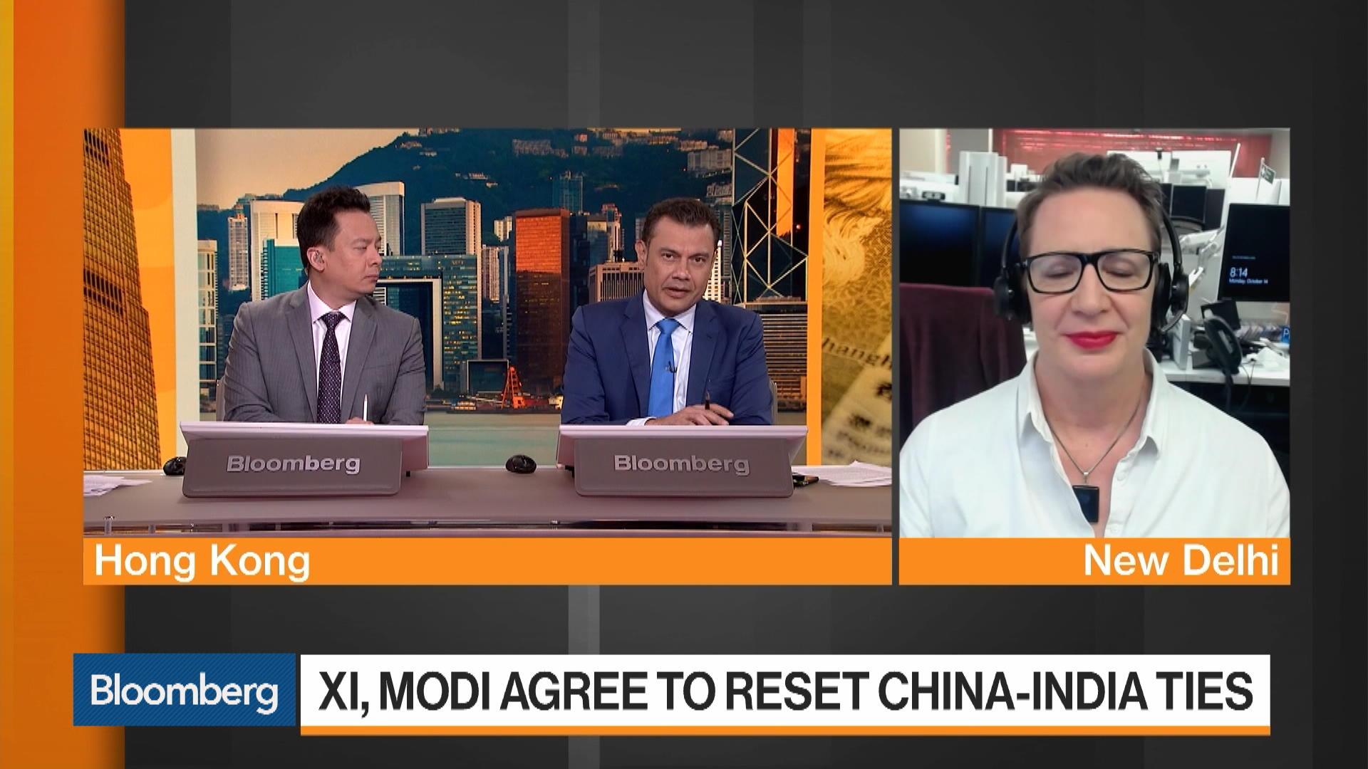 China's Xi, India's Modi Agree on New Trade Mechanism