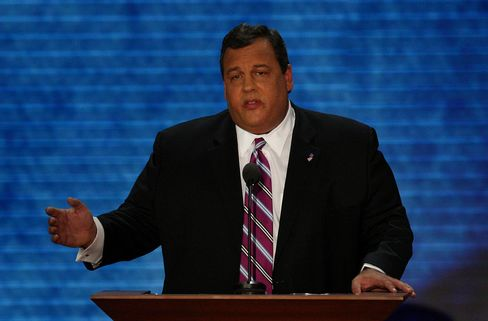 Christie Will Veto Every Spending Bill Until Tax Cut Passes
