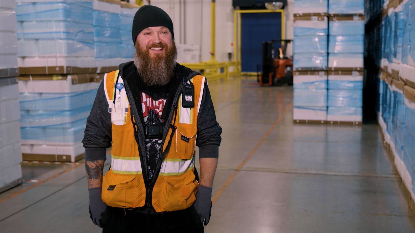 Warehouses Are Tracking Workers' Every Muscle Movement