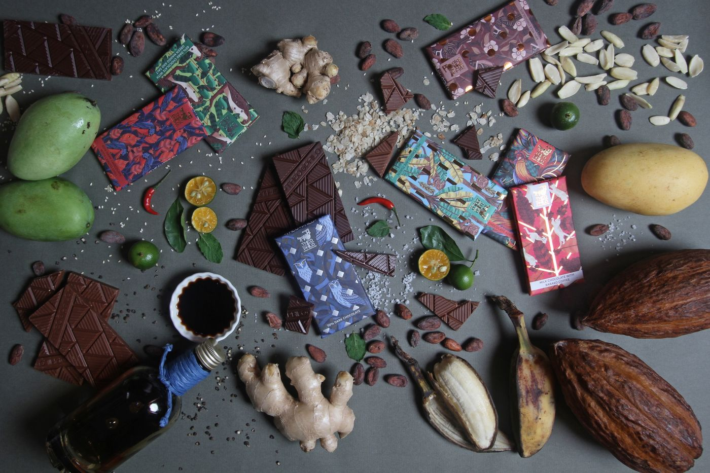 relates to These Asian Chocolatiers Are Spicing Up the Global Sweets Scene