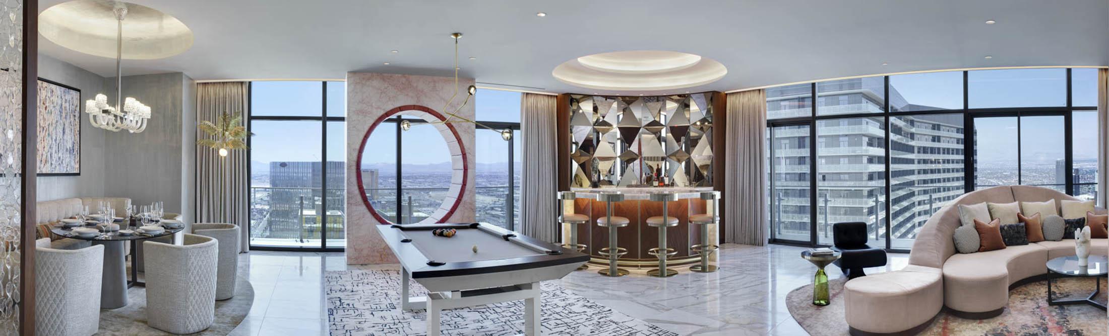 Look Inside This Million-Dollar Vegas Hotel Room - Bloomberg