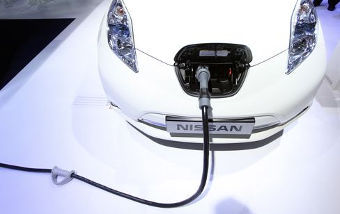 Range Anxiety Frustrating E-Cars With Charger Disconnect