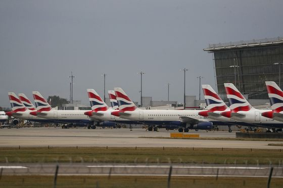 British Airways Two-Day Pilot Strike Grounds Nearly All Flights