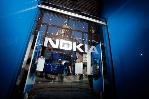 Nokia to Move Symbian Software to Accenture