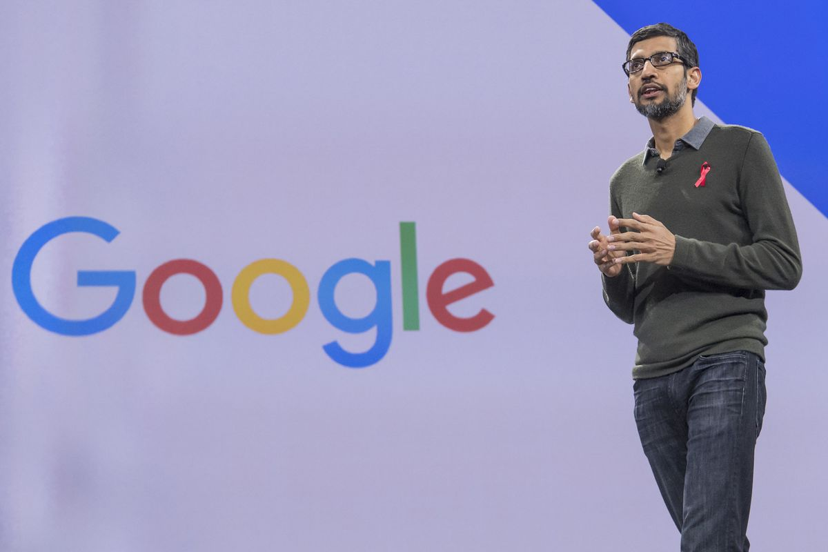 Google CEO Joins Alphabet Board in Show of Trust From Founders