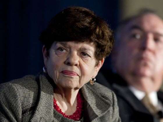 Alice Rivlin, Fed Vice Chair and Deficit Hawk, Dies at 88