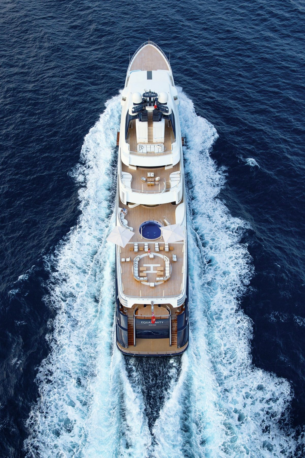 Inside The 300 Foot 1mdb Yacht Malaysia Wants To Sell For 130m