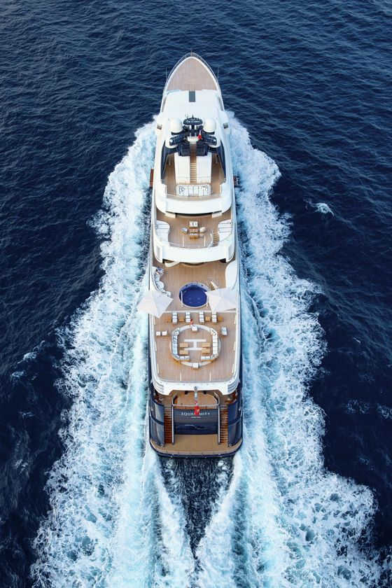 Inside the 300-Foot 1MDB Yacht Malaysia Is Trying to Sell for $130 Million