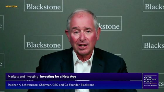 Schwarzman Sees 'Avalanche' of Opportunities From Tax-Hike Risk