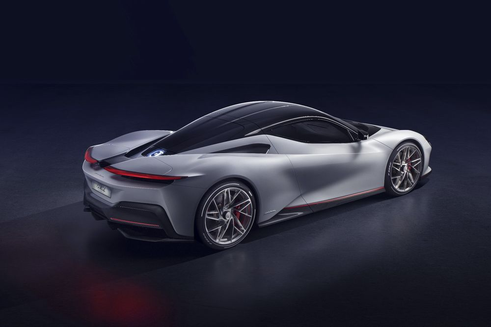 Relates To First Drive The 2 Million Pininfarina Battista Electric Hypercar