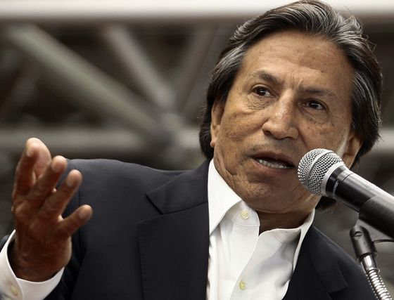 Peru Ex-President Toledo to Be Extradited by U.S., Judge Rules