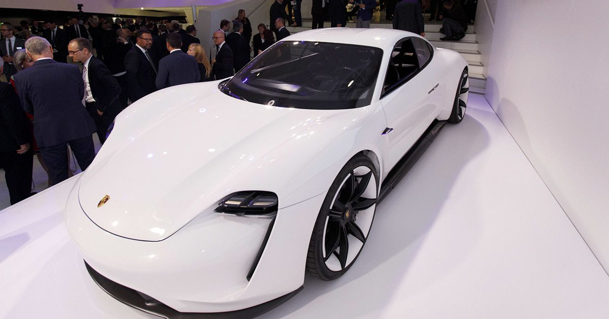 Porsche Confirms Taycan Electric Car Caught Fire in U.S.