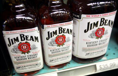 Jim Beam Inviting $11B Liquor Takeover