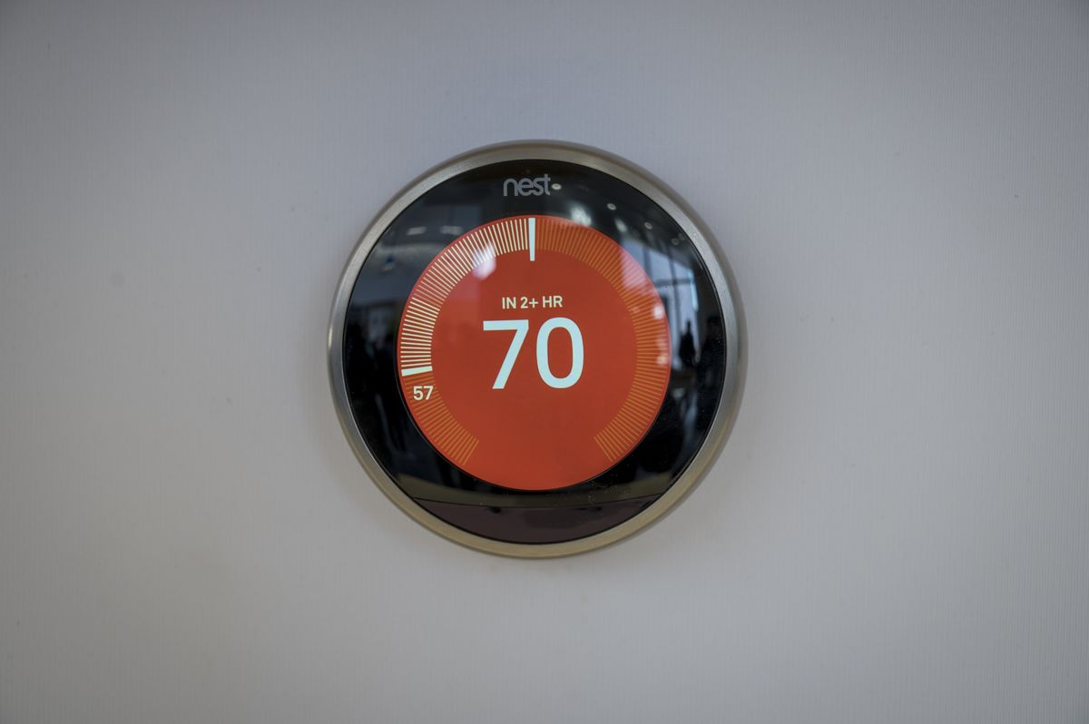 Google Readies Cheaper Nest Thermostat With Hand Gesture Control