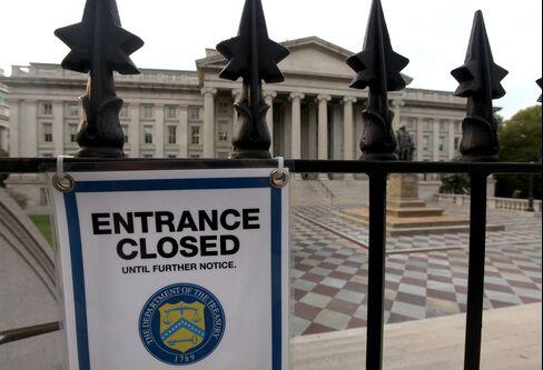 Treasury Says U.S. Default Impact May Last More Than Generation