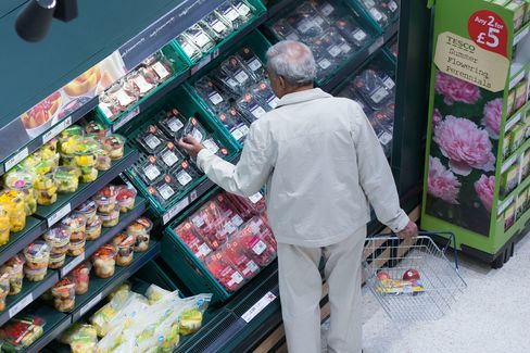 In addition, the falls in food and fuel costs over the last year have eased this month, helping to push inflation up.