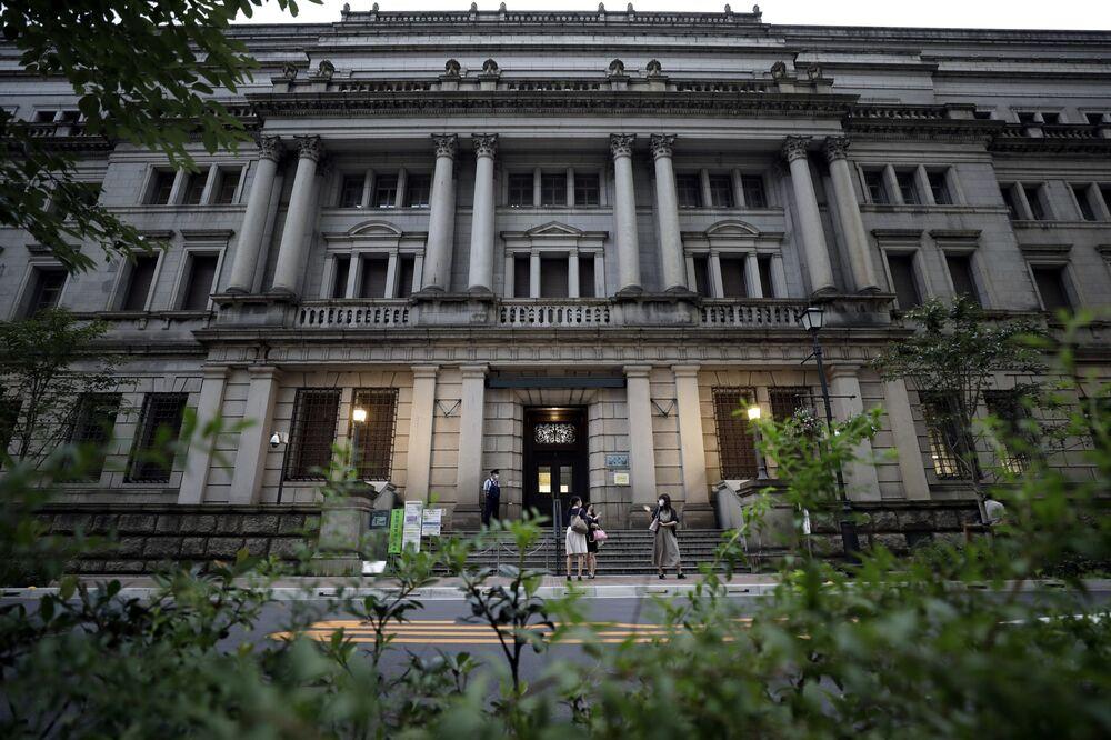 日銀が金融政策の維持決定、20年度成長率・物価見通しを下方修正 ...
