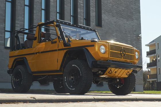 Expedition Motor Co.'s $100,000 G-Wagen Is a Big Disappointment
