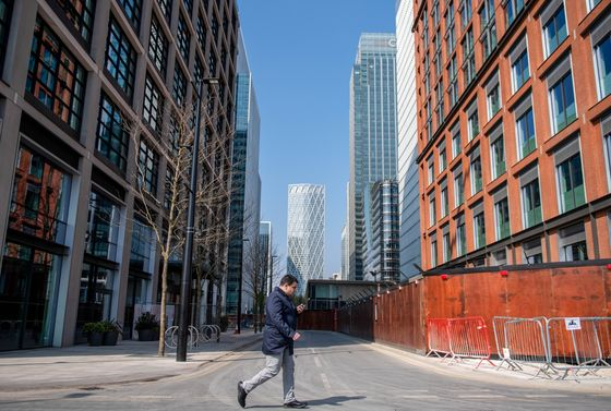 The Reinvention of Canary Wharf