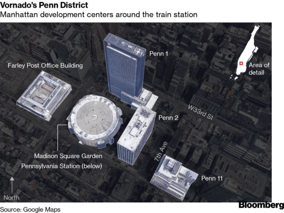 Penn Station Stinks, But the Neighborhood Is Looking Up