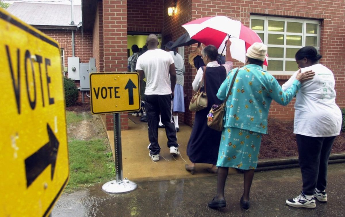 We Still Need to Talk About Alabama's Voter Suppression