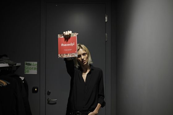 Supermodel Takes On Catholic Poland With Sex Education Campaign