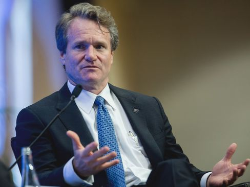 Brian Moynihan, president and CEO of Bank of America Corp.