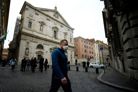 Italy Cases Rise 50%; Seattle Has More Infections: Virus Update