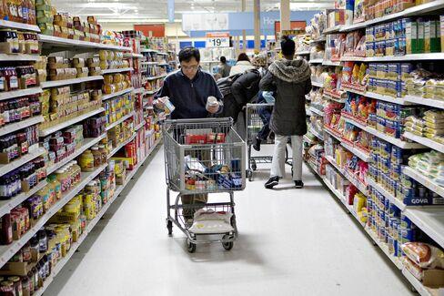 U.S. Consumer Prices Increase 0.4%