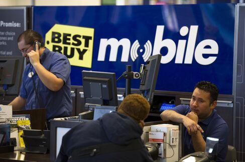 Best Buy Profit Tops Analysts' Estimates on Smartphones