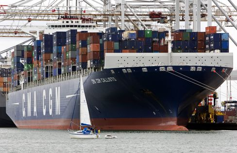 Zero Freight Rates Fuel CMA CGM Default Risk