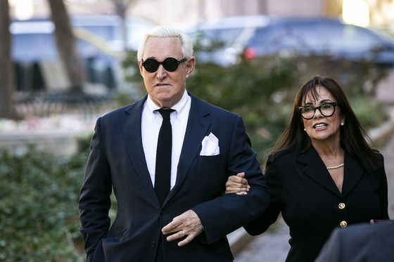 Roger Stone Faces Judge Who Has Spurned and Sided With Trump