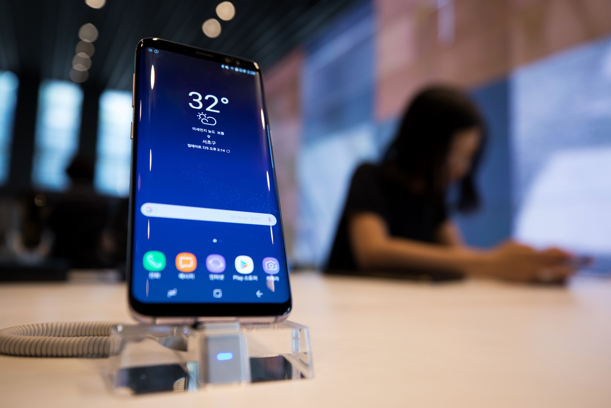Techmeme: Customers have been annoyed by Samsung's deal to